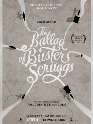 Баллада Бастера Скраггса / The Ballad of Buster Scruggs (2018) смотреть онлайн на PC, MacOS, Linux, iOs, Android, Smart TV, WebOs и др.