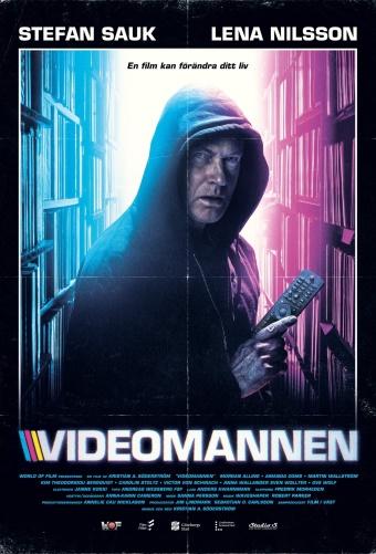 Cмотреть Видеоман / Videomannen (2018) онлайн в Хдрезка качестве 720p