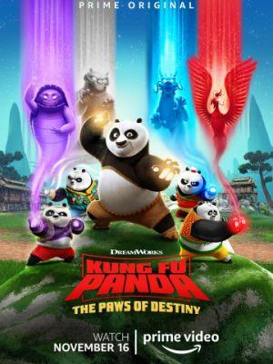 Кунг-фу панда: Лапки судьбы 2 сезон 13 серия