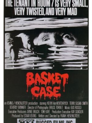 Существо в корзине / Basket Case (1981)