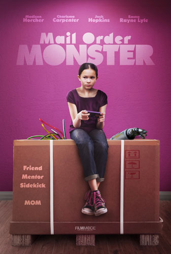 Девочка и робот / Mail Order Monster