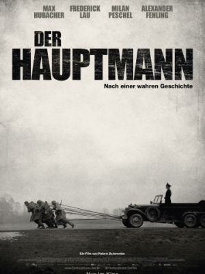 Капитан / Der Hauptmann (2017)