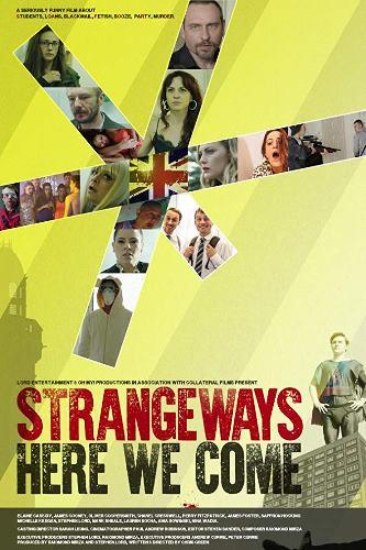 Переполох в Стрэнджуэйс / Strangeways Here We Come