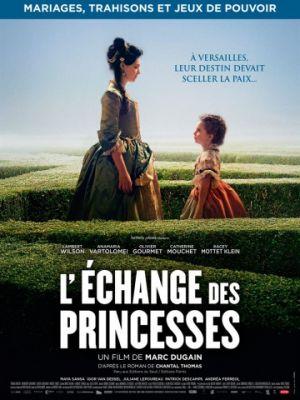 Обмен принцессами / L'?change des princesses (2017)