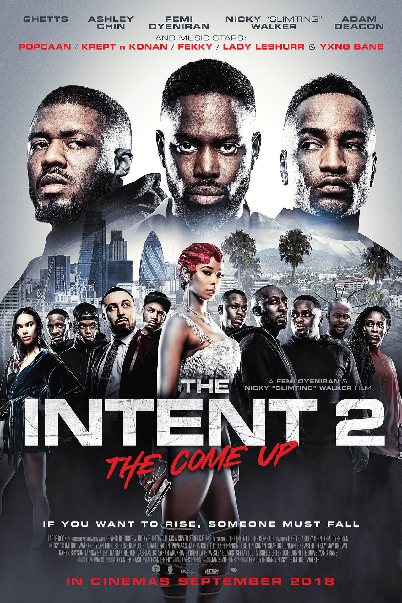 Намерения 2: Достижение уровня / The Intent 2: The Come Up (2018)