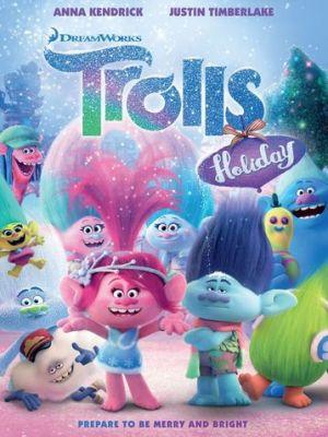 Праздник троллей / Trolls Holiday (2017)