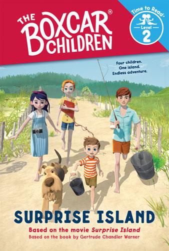 Дети из товарного вагона 2: Остров сюрпризов / The Boxcar Children: Surprise Island (2018)
