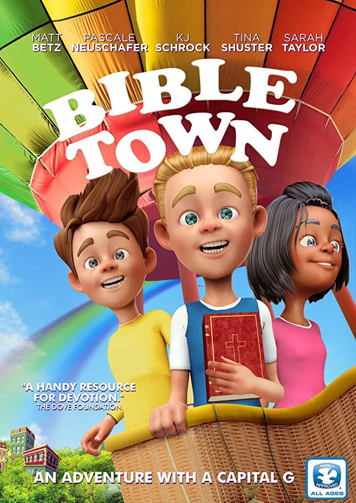 Библиград / Bible Town (2017)
