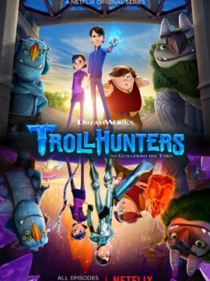 Охотники на троллей / Trollhunters (2016)