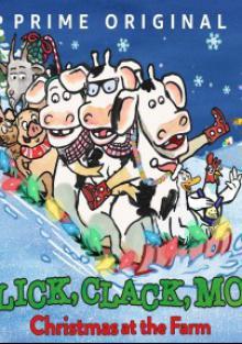 Клик, Клак, Му: Рождество на ферме / Click, Clack, Moo: Christmas at the Farm (2017)