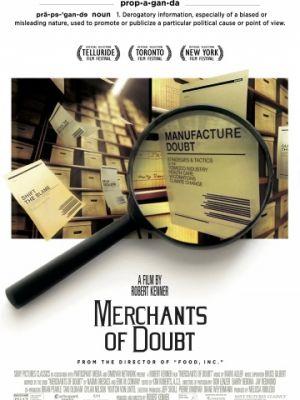 Торговцы сомнениями / Merchants of Doubt (2014)