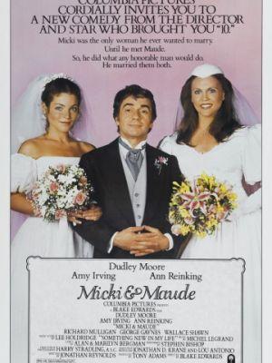 Микки и Мод / Micki + Maude (1984)