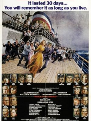 Путешествие отверженных / Voyage of the Damned (1976)