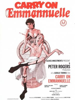 Так держать, Эммануэль / Carry on Emmannuelle (1978)