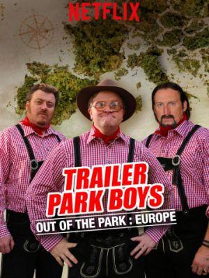 Парни из Трейлер Парка: Вне Парка 1 сезон 3 серия