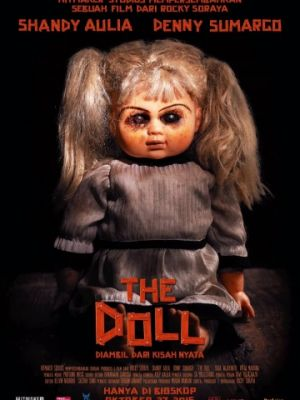 Кукла / The Doll (2016)