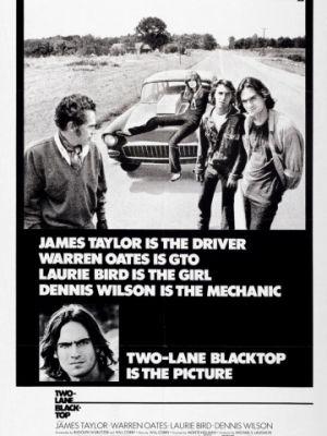 Двухполосное шоссе / Two-Lane Blacktop (1971)