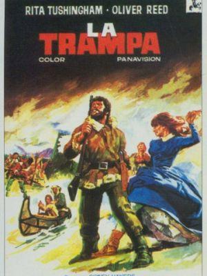 Cмотреть Капкан / The Trap (1966) онлайн в Хдрезка качестве 720p