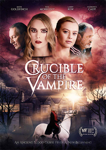 Cмотреть Горнило вампира / Crucible of the Vampire (2019) онлайн в Хдрезка качестве 720p
