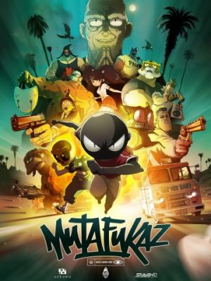 Мазафакер / Mutafukaz (2017)