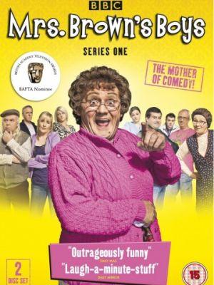 Мальчики миссис Браун 3 сезон 20 серия