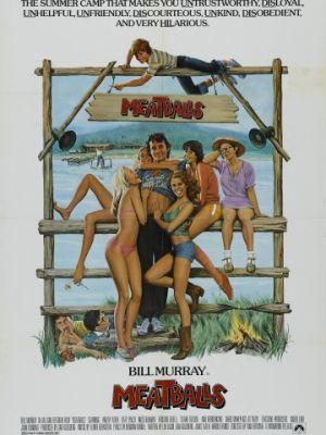 Фрикадельки / Meatballs (1979)
