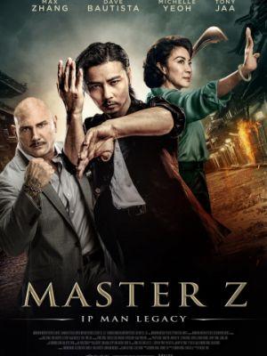 Мастер Z: Наследие Ип Мана / Cheung Tin-Chi (2018)