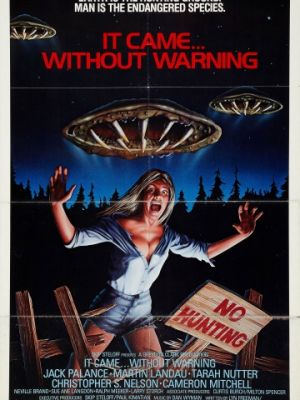 Без предупреждения / Without Warning (1980)