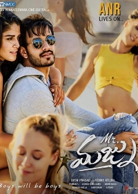 Мистер Маджну / Mr. Majnu (2019)