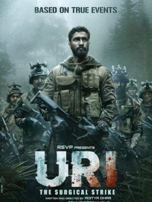 Cмотреть Ури: Нападение на базу / Uri: The Surgical Strike (2019) онлайн в Хдрезка качестве 720p