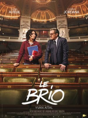 Блестяще / Le brio (2017)
