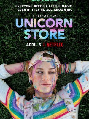 Магазин единорогов / Unicorn Store (2017)
