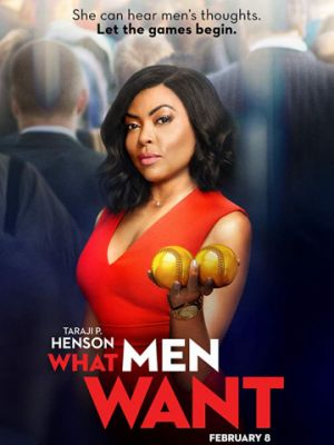 Чего хотят мужчины / What Men Want (2019)