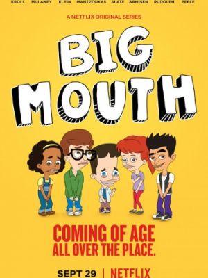 Большой рот / Big Mouth (2017)