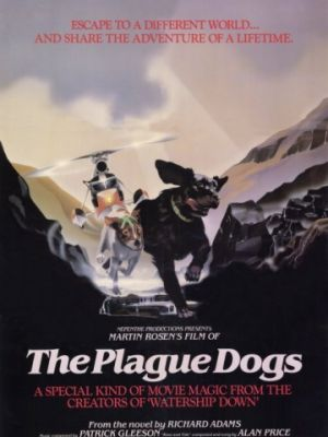 Отчаянные псы / The Plague Dogs (1982)