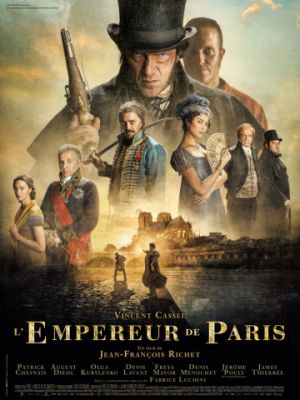 Видок: Император Парижа / L'Empereur de Paris (2018)