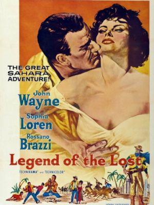 Легенда о потерянном / Legend of the Lost (1957)