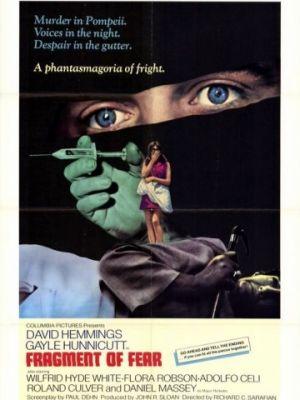 Фрагмент страха / Fragment of Fear (1970)