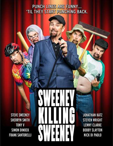 Суини мочит наповал / Sweeney Killing Sweeney (2018)