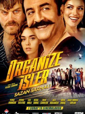 Полет на ковре-самолете — 2 / Organize Isler: Sazan Sarmali (2019)