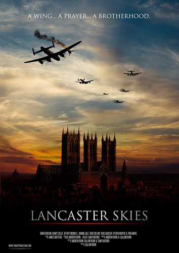 Cмотреть Небеса Ланкастера / Lancaster Skies (2019) онлайн в Хдрезка качестве 720p