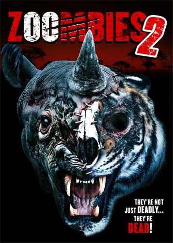 Cмотреть Зоозомби 2 / Zoombies 2 (2019) онлайн в Хдрезка качестве 720p