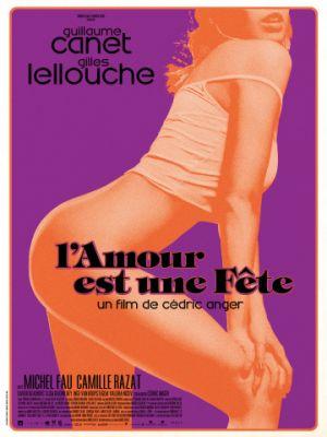 Любовь — это вечеринка / L'amour est une f?te (2018)