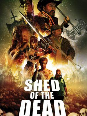 Сарай мертвецов / Shed of the Dead (2019)