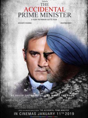 Премьер-министр по случайности / The Accidental Prime Minister (2019)
