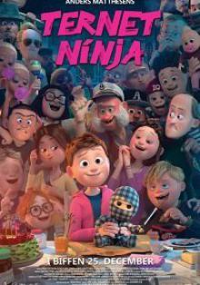 Клетчатый ниндзя / Ternet ninja (2018)