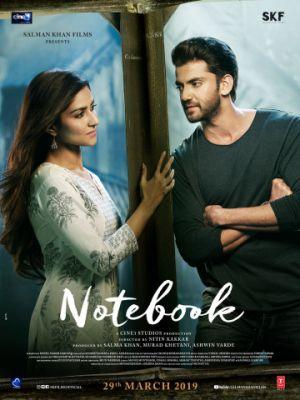 Дневник / Notebook (2019)