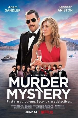 Cмотреть Загадочное убийство / Murder Mystery (2019) онлайн в Хдрезка качестве 720p