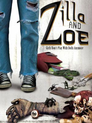 Cмотреть Зилла и Зои / Zilla and Zoe (2017) онлайн в Хдрезка качестве 720p