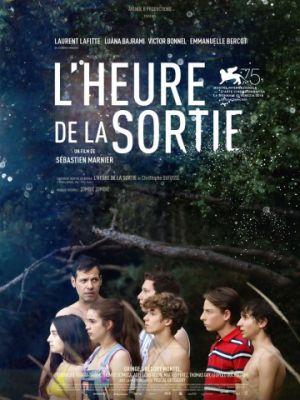Cмотреть В час пик / L'heure de la sortie (2018) онлайн в Хдрезка качестве 720p